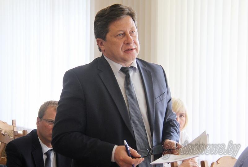 Генеральный директор объединения ЖКХ Гродненской области Олег Шафранский: «Эффективность снизит себестоимость»