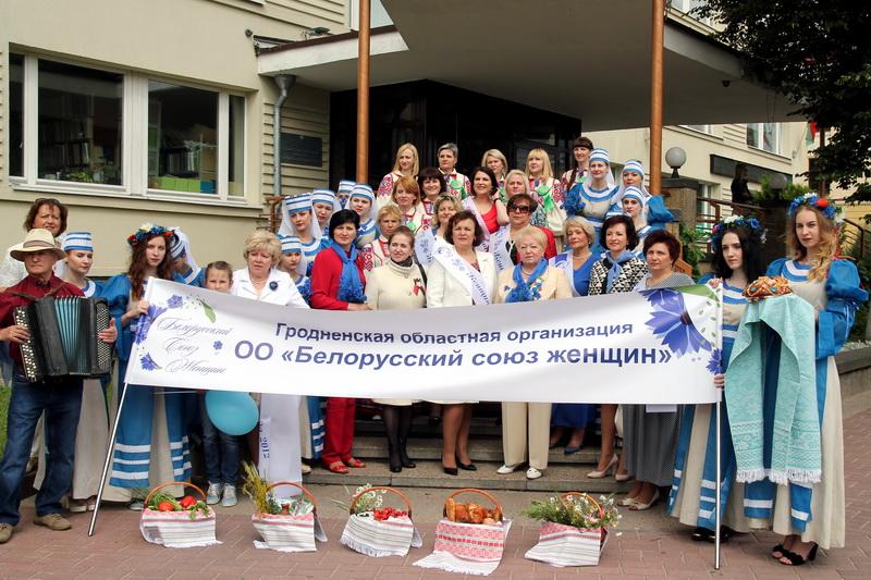 """Активные. Инициативные. Творческие. Сегодня в Гродно проходит выездное заседание президиума ОО """"Белорусский союз женщин"""""""
