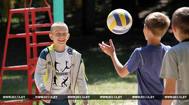 В Гродненской области станет больше оздоровительных лагерей на базах сельских школ