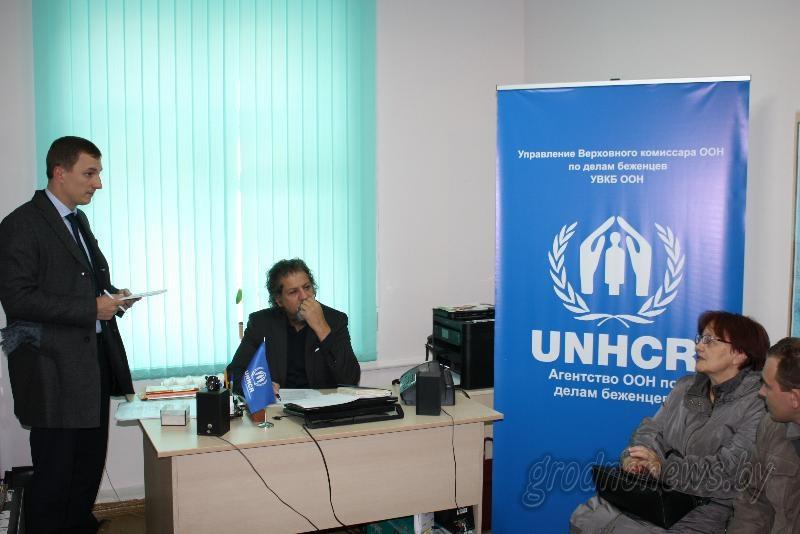 Жан-Ив Бушарди: «Ситуация с беженцами в Беларуси спокойная и находится под контролем»