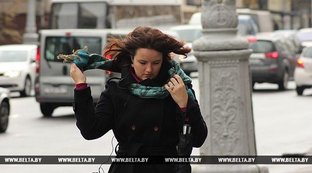 Ураган «Герварт» пришел в Беларусь