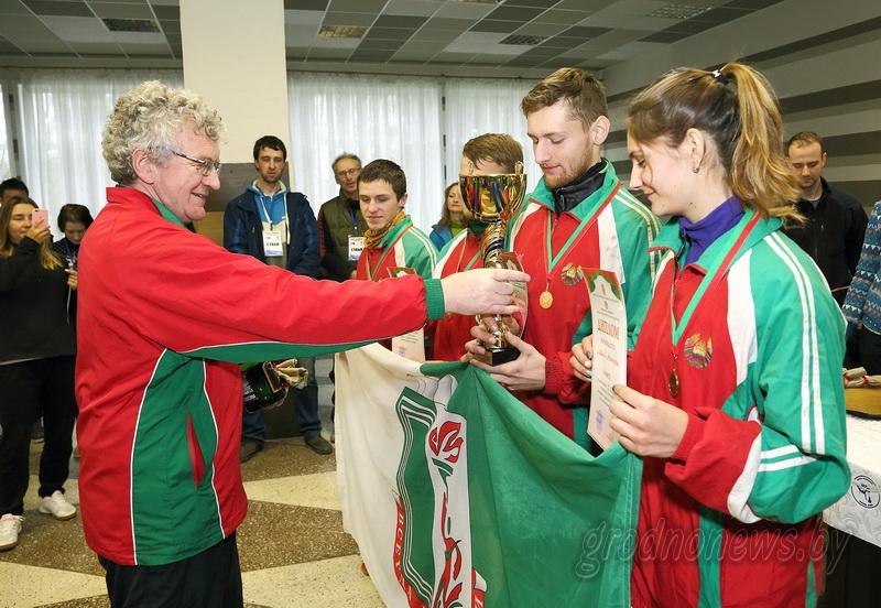 «Выжили» все, но до финиша дошли немногие. Под Гродно завершился международный марафон «Школа выживания»