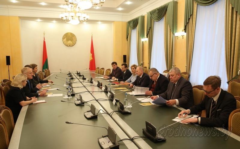 Инвестиции во благо. В Гродненской области реализуется треть проектов Беларуси, финансируемых Всемирным банком (+Видео)