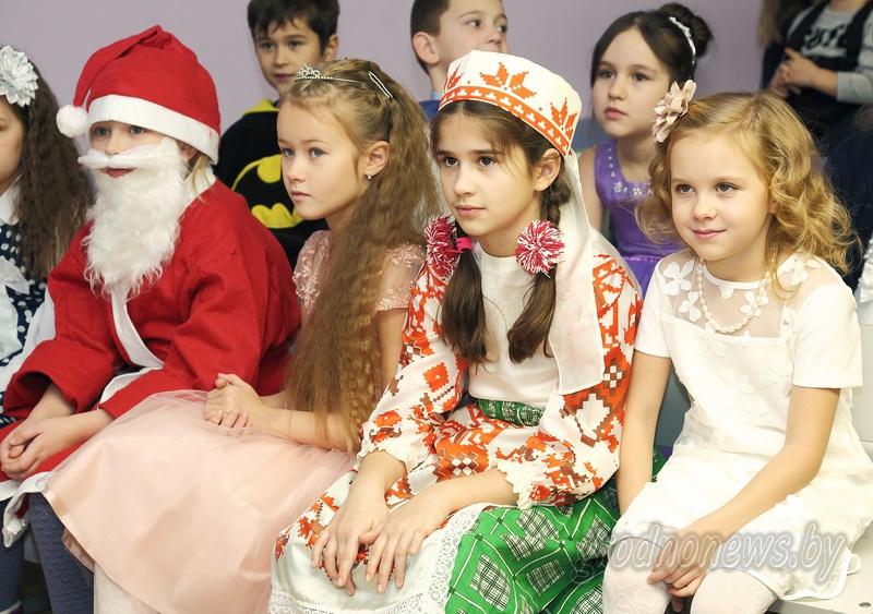 Новогодняя благотворительная акция «Наши дети» стартует в области 11 декабря