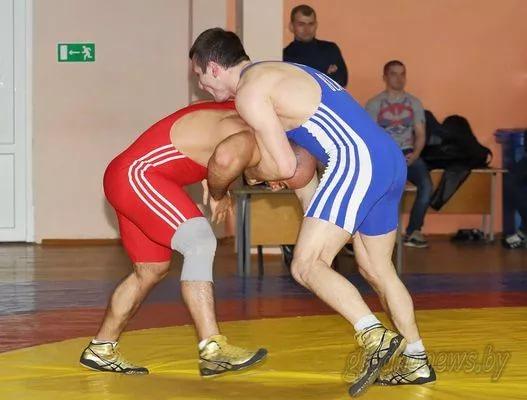 Гродненские борцы проведут матчевую встречу с командой США