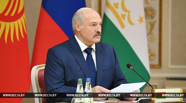 Александр Лукашенко об атмосфере саммита ОДКБ: открытый и принципиальный разговор самых близких в этом мире государств