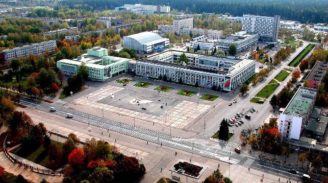 Новополоцк будет культурной столицей Беларуси в 2018 году