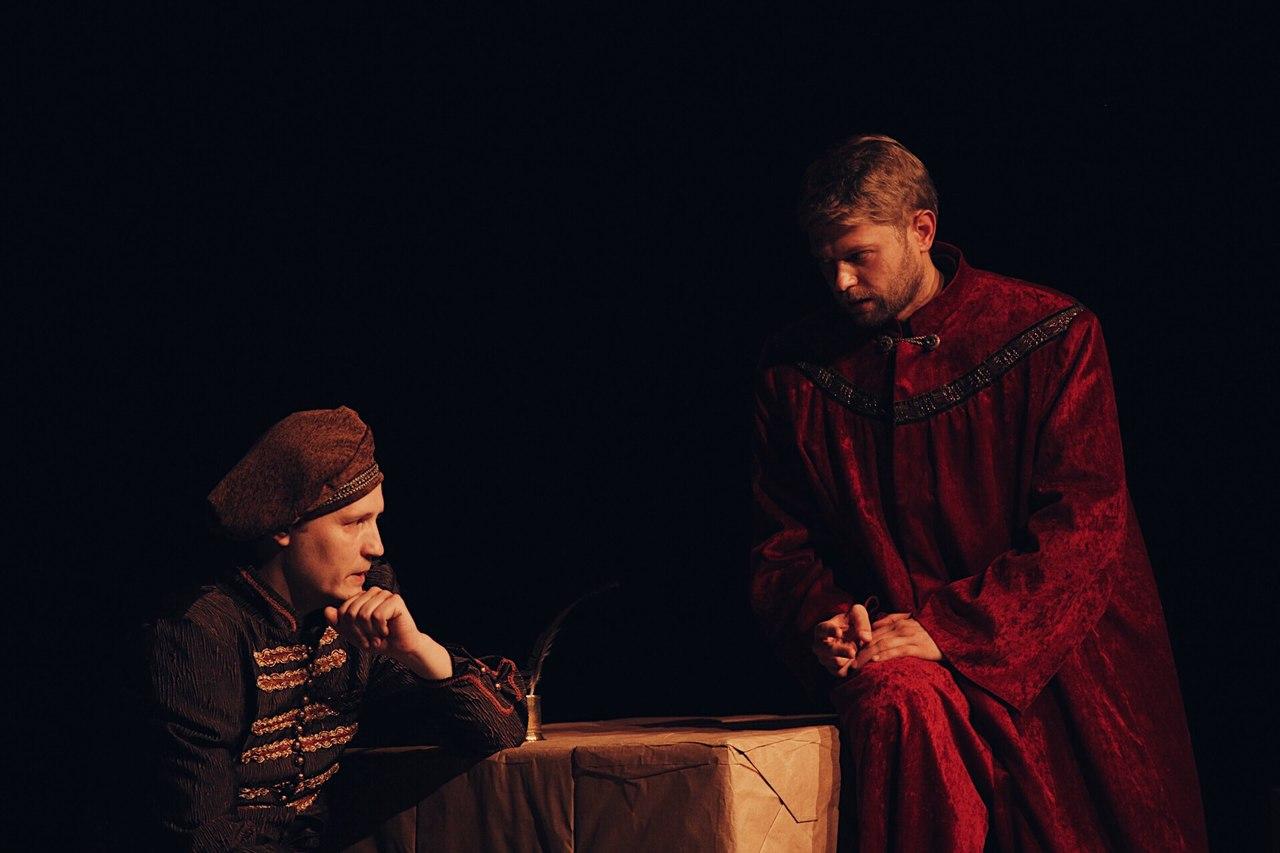 «1517»: в Гродно покажут спектакль о Франциске Скорине