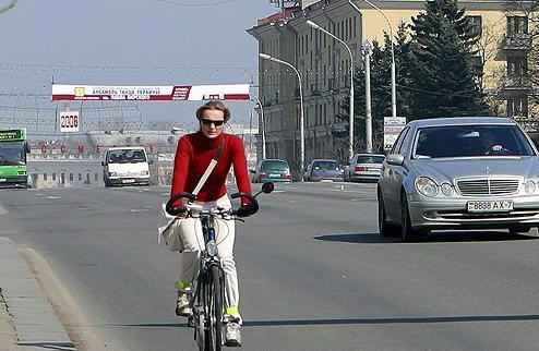 Поездки на работу на велосипеде помогают похудеть не хуже, чем тренировки
