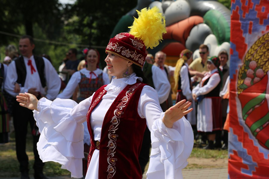 Что приготовила Гродненщина к фестивалю национальных культур, узнаем в Лиде