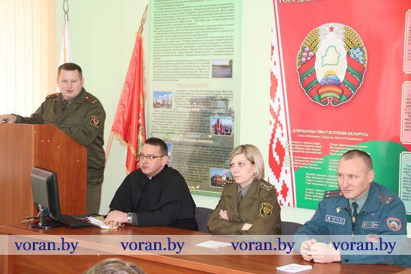 Ряды Вооруженных Сил Республики Беларусь пополнят более 50 наших земляков.
