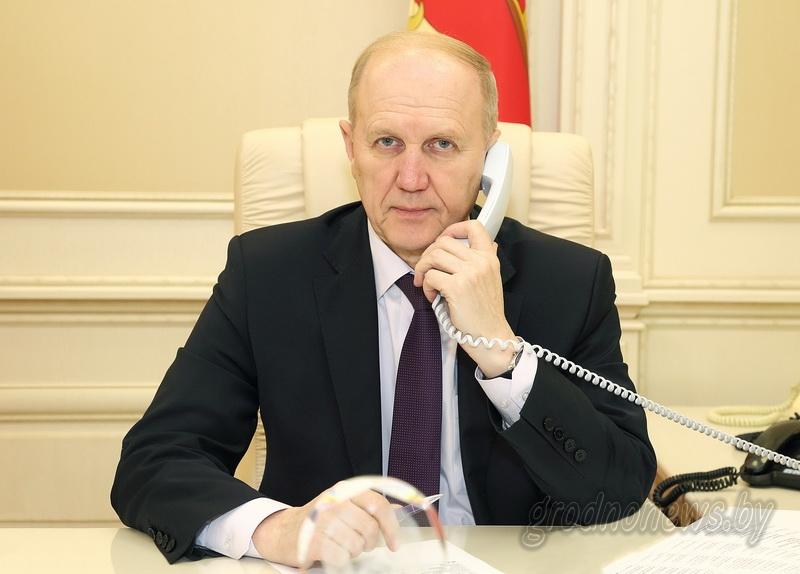 Владимир Кравцов: «Ежегодно около двухсот километров местных дорог будут ремонтироваться, в планах и строительство новых»