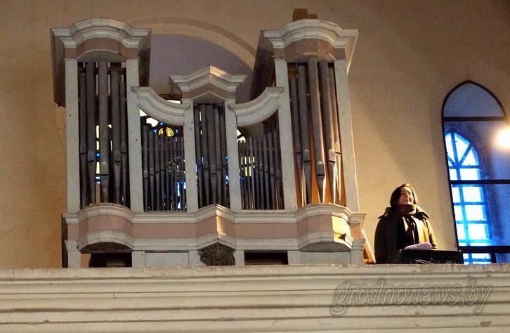 На родине Чеслава Немена в Старых Василишках после реставрации зазвучал единственный в Беларуси барочный орган XVIII века