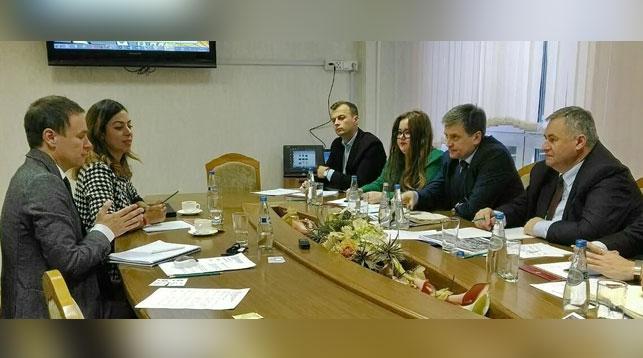Мининформ и Euronews обсудили продвижение имиджа Беларуси в контексте проведения Евроигр