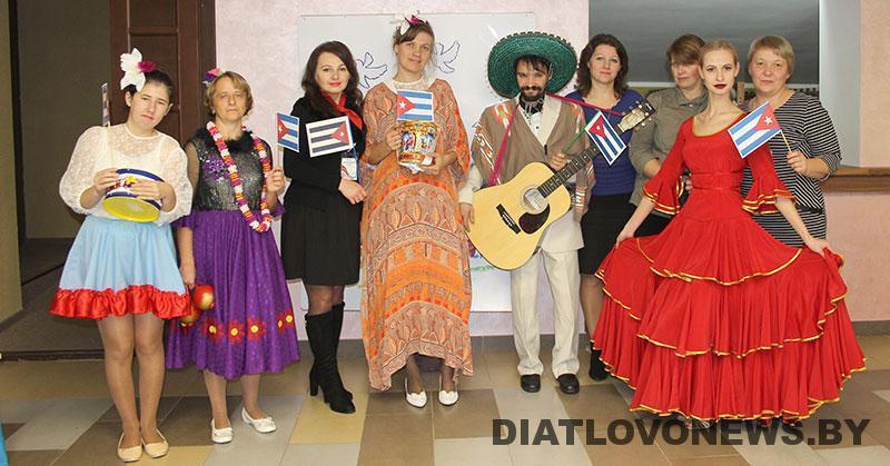 «Когда мы вместе – мы сильней!» Самая талантливая молодежь учреждений социального обслуживания участвовала в IX областном фестивале, который прошел в Дятлово