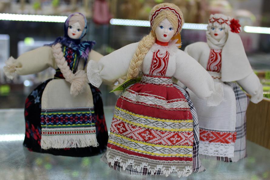 Агрогородок под Гродно на день станет столицей традиционных белорусских кукол