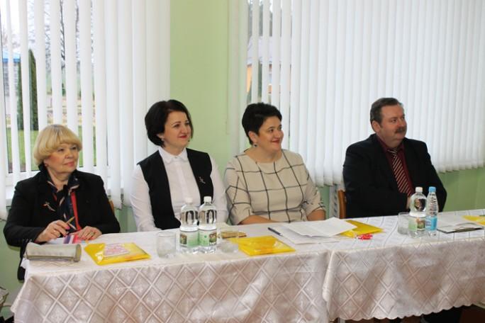 Ни дня без доброго дела! Актуальные вопросы деятельности Белорусского детского фонда обсудили в Гудевичах