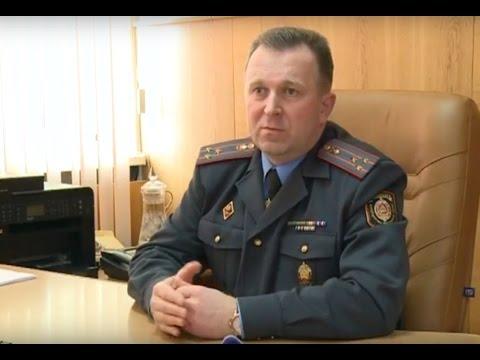 Прямую линию проведет заместитель начальника УВД Гродненского облисполкома
