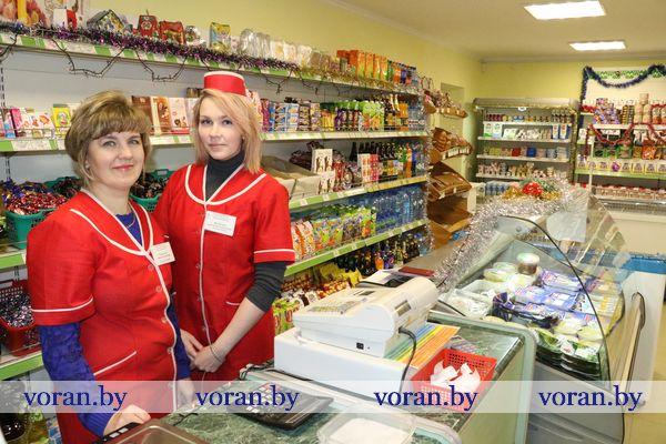 В Вороново после модернизации возобновил работу продовольственный магазин №4
