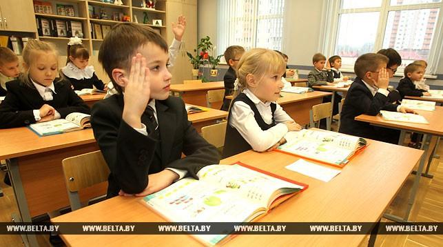 Все школьные учебники в Беларуси обновят до 1 сентября 2019 года