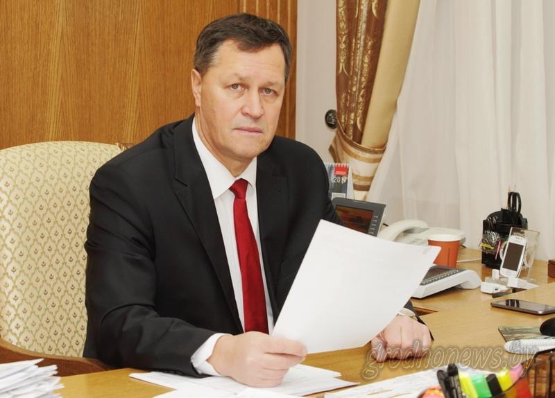 Игорь Попов: «Звонки на прямые линии свидетельствуют об активной гражданской позиции жителей Гродненщины»