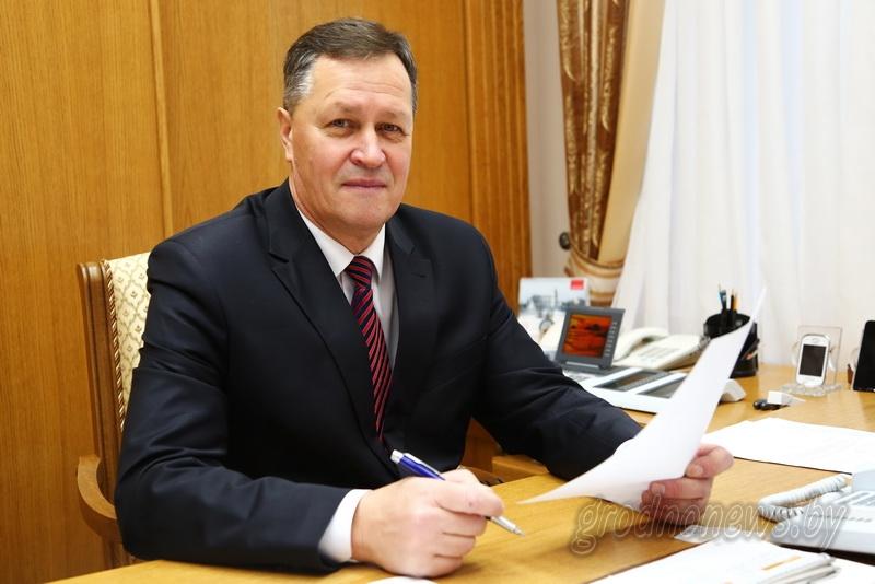 Игорь Попов: «Среди вопросов, с которыми жители области обращались на протяжении года, неразрешимых не было»