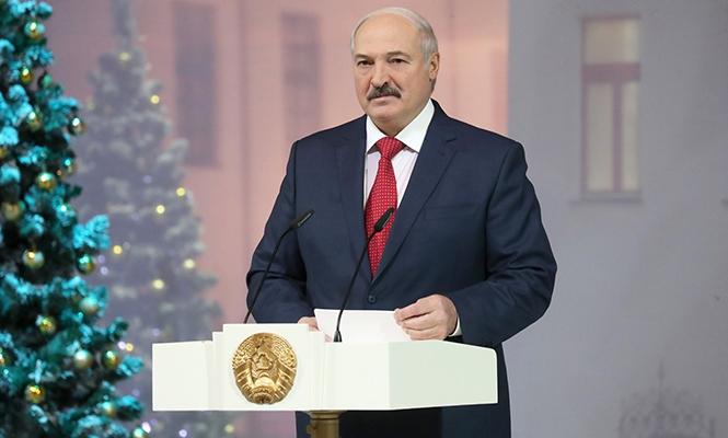 Новогодний благотворительный праздник в рамках акции «Наши дети» прошел во Дворце Республики