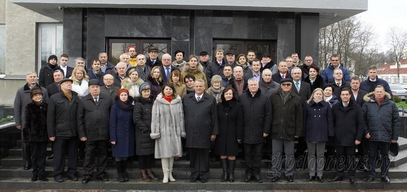 Научным путем. Делегация Гродненщины примет участие во II Съезде ученых Республики Беларусь 12-13 декабря в Минске