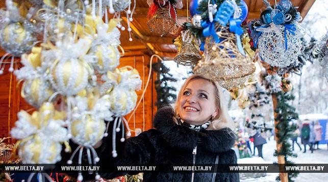 Около тысячи новогодних выставок-продаж и ярмарок проведут в Гродненской области