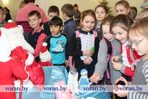 Республиканская акция «Наши дети»: на Вороновщине старт дан!