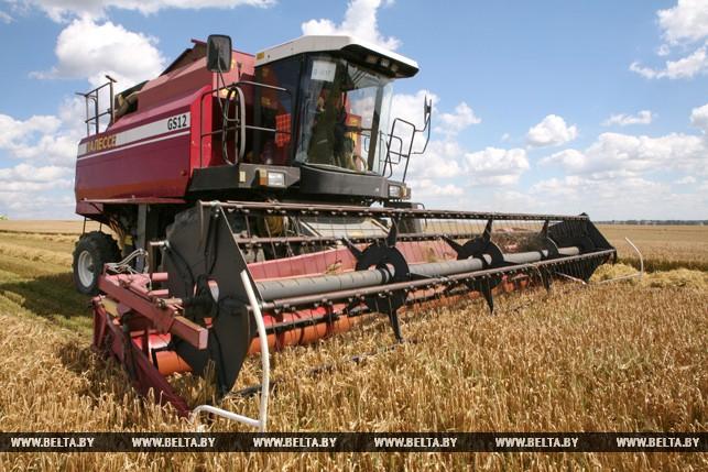 В Беларуси разработали систему для оптимизации движения транспорта во время сельхозработ