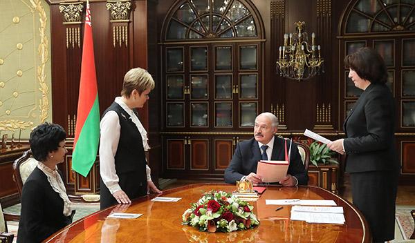 Александр Лукашенко дал согласие на назначение Ирины Китурко ректором Гродненского государственного университета имени Янки Купалы