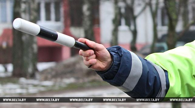 ГАИ усилит надзор за водителями пассажирского и грузового транспорта 10-30 декабря