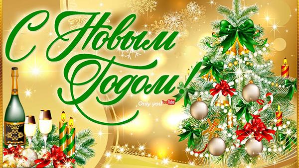 Новогоднее обращение  председателя районного исполнительного комитета Николая Аркадьевича Розума к жителям Вороновского района