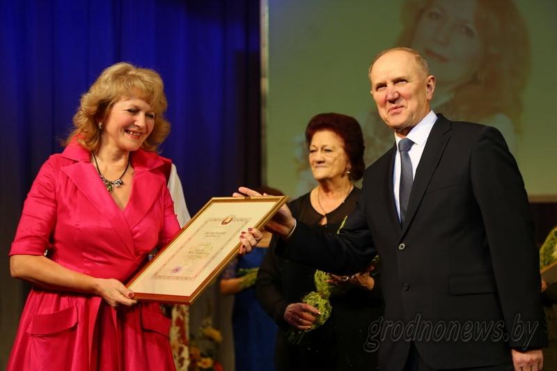 Имена лауреатов премии имени Александра Дубко в области культуры и искусства назвали в Гродно (+Видео)