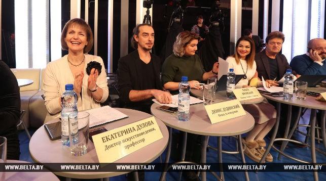 Определены 11 финалистов отбора на «Евровидение-2018» от Беларуси