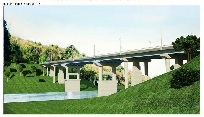 Мост – в Гродно, стадион – в Островце. Какие еще объекты войдут в областную инвестиционную программу