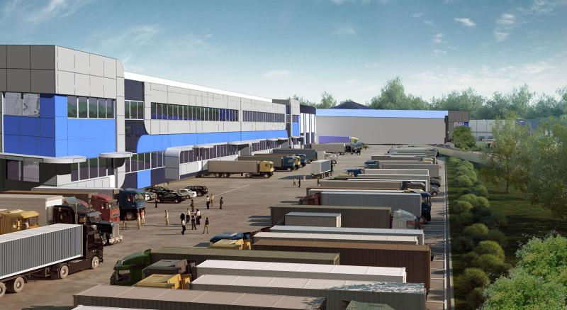 Транспортно-логистический центр планируют построить в Гродненской области на границе с Польшей