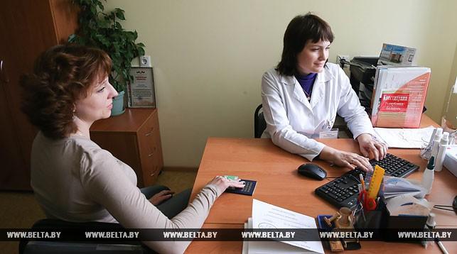 Заболеваемость ОРИ в Беларуси находится на низком уровне