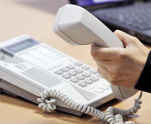 Прямые телефонные линии в Вороновском районе