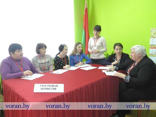 Избирательные комиссии начали дежурства