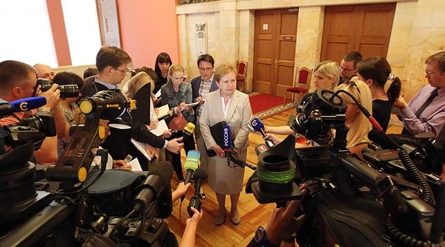 Местное самоуправление в Беларуси имеет реальное влияние на центральную власть — Ермошина