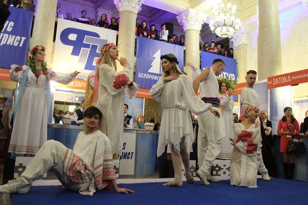 Более 6 тысяч человек посетило профсоюзную туристическую выставку «Профтур-2018»