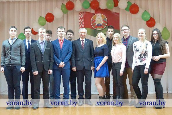 На Вороновщине прошли мероприятия с участием академика Абламейко