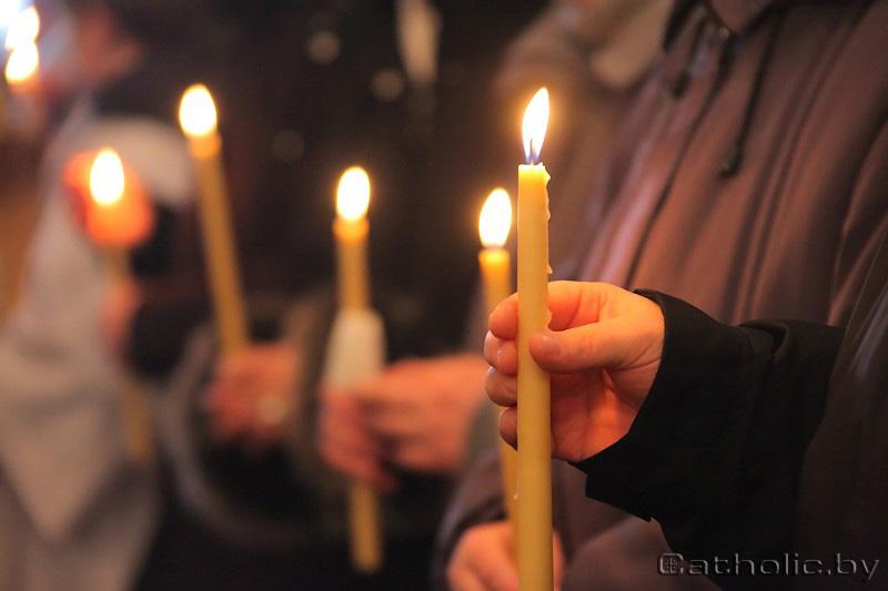 2 лютага — свята Ахвяравання Пана і дзень кансэкраванага жыцця