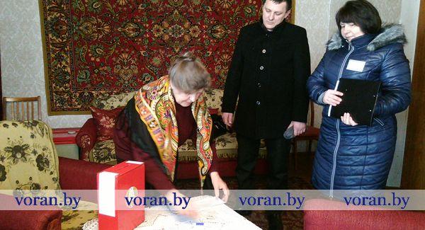 Не можете прийти проголосовать, тогда — мы едем к вам. У жителей Вороновского района есть возможность проголосовать на дому