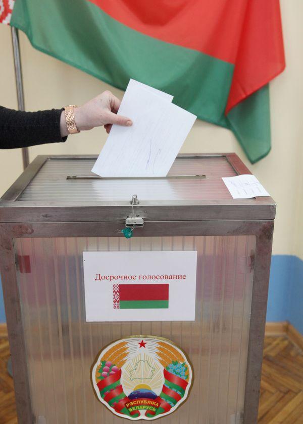 Тема недели: Выборы депутатов местных Советов в Беларуси