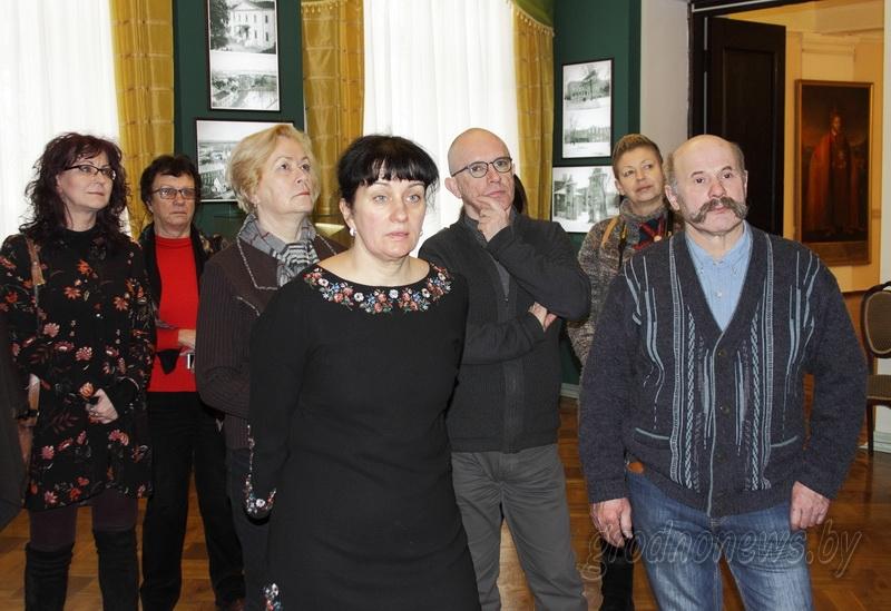 Гродно посетила делегация польского фонда имени Тадеуша Костюшко