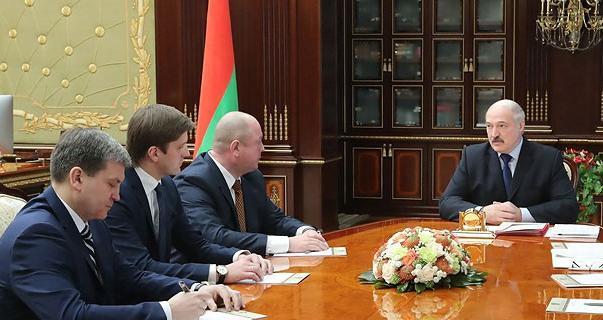 Президент Беларуси Александр Лукашенко обновил руководство центральных СМИ