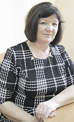Лариса Равлушкевич, которая лечит человечество